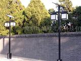 乌兰察布太阳能路灯,内蒙古太阳能led庭院灯价格