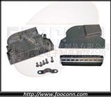 SCSI�B接器|SCSI 68P焊�式公�^ �F��75度出�