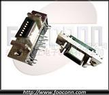 SCSI连接器插座|SCSI 14PIN 90度插板母头