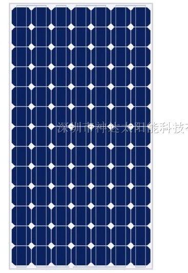 单晶硅太阳能电池板价格