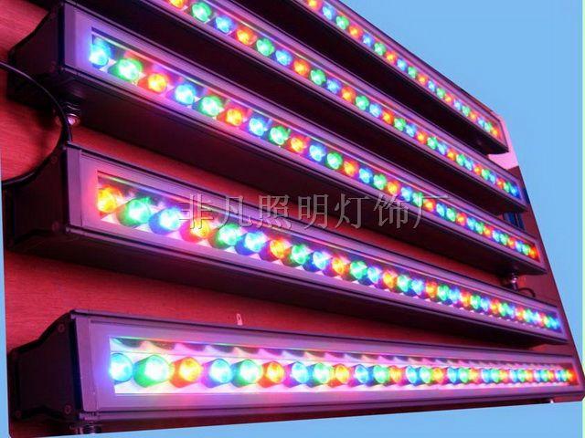 供应中山LED洗墙灯厂家LED大功率洗墙灯LED价格