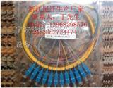 电信级12芯SC/UPC束状尾纤  SC多模束状尾纤 sc光纤跳线