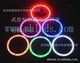 大直径130mm 5050 27smd LED天使眼,汽车装饰灯