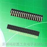 双排母连接器,厂家超低价大量批发双排母PCB插座头