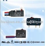 防水防尘微动开关(LXW-8A)