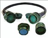 Y50EX电连接器 Y50EX系列圆形电连接器