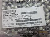 松下铝电解电容EEYFLG681SCG 4V680UF 8*9