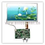 Mstar 7寸模拟屏液晶驱动板 液晶板卡 自主研发