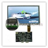 7寸模拟屏驱动板 大量现货 超成熟方案 低价出售