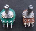 碳膜电位器